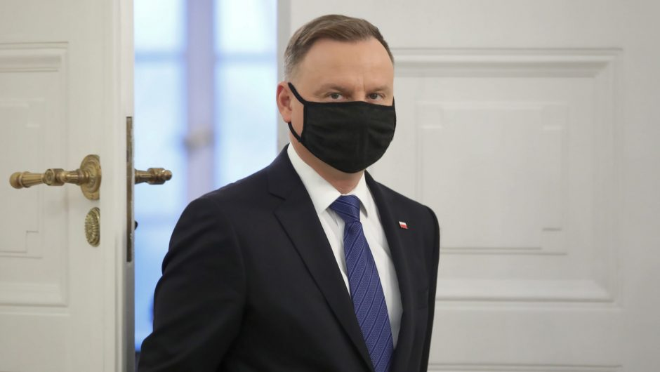 Central Europe - A Society of Ambitions.  Publication by President Andrzej Duda