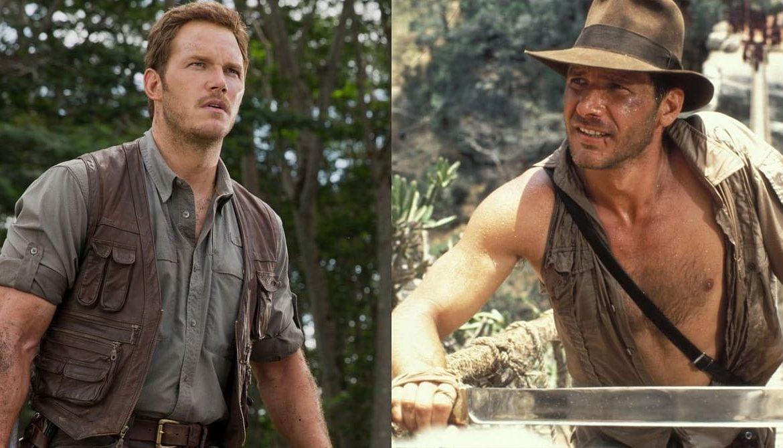 Chris Pratt będzie nowym Indianą Jonesem?