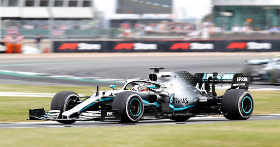 F1.  British GP.  Broadcast program throughout the weekend