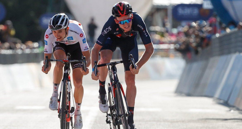 Giro d'Italia: An Incredible Situation, Heavy Losses for Raphael Majka