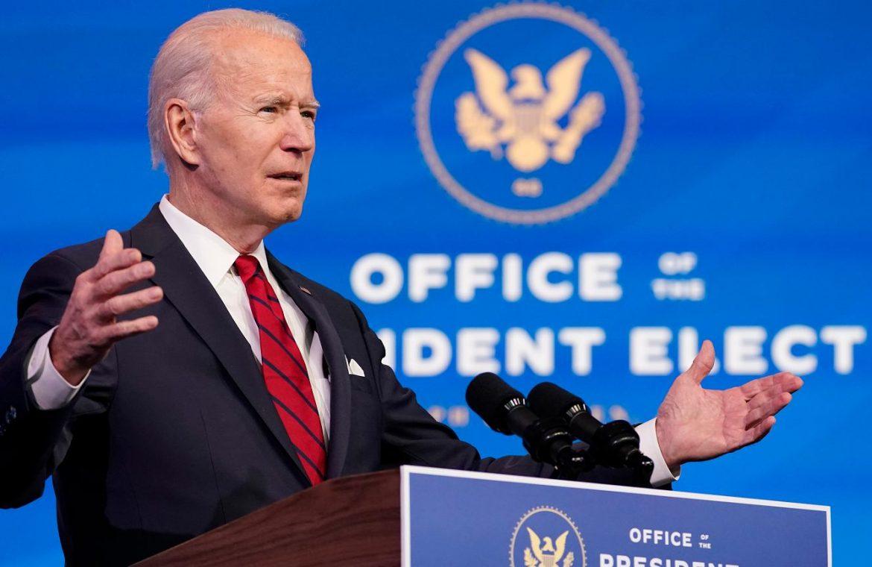 Joe Biden accuses the KL Dachau museum of falsifying history.  Museum launch
