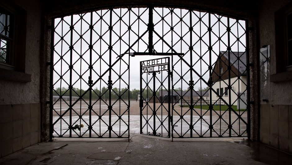 Joe Biden accuses the KL Dachau museum of falsifying history.  The harsh details have been toned down.