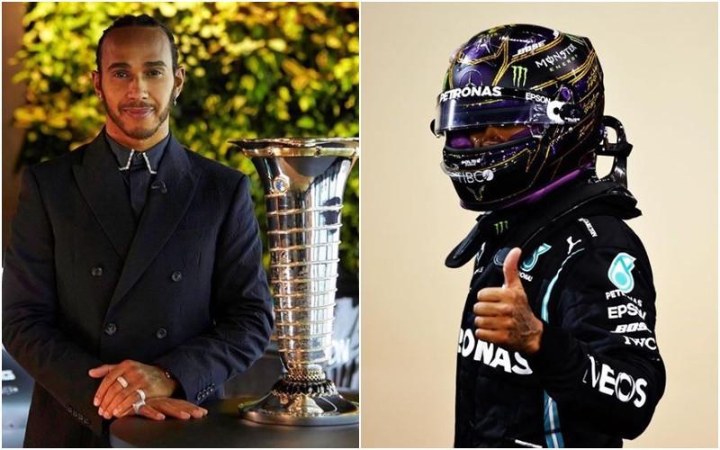 Lewis Hamilton sportową osobistością roku w plebiscycie BBC