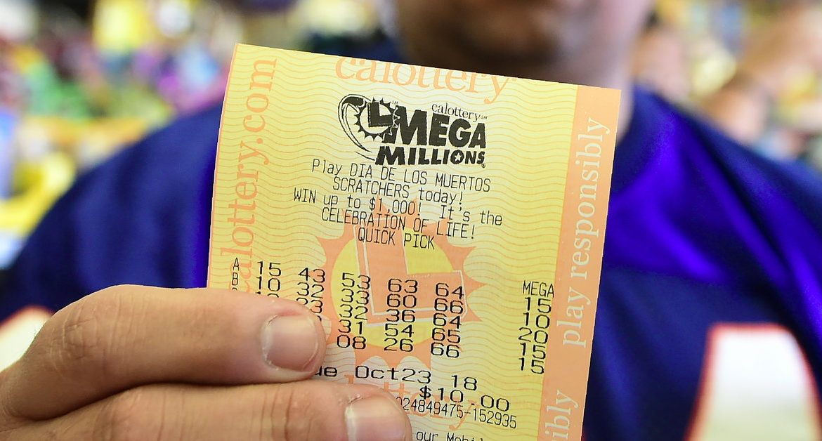 Mega Millions lottery in the USA.  There was a big win: a billion dollars!