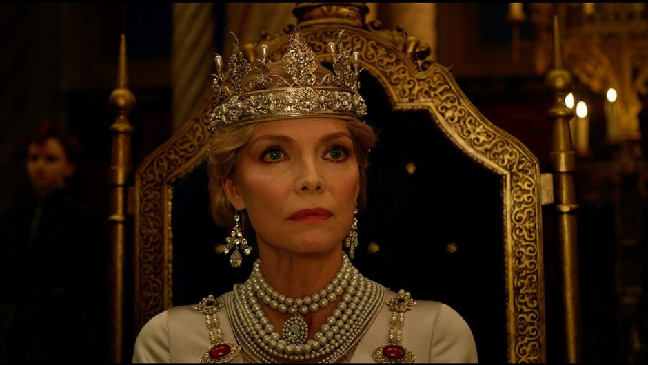 Michelle Pfeiffer, Jaco Betty Ford with the Amazon series The First Lady