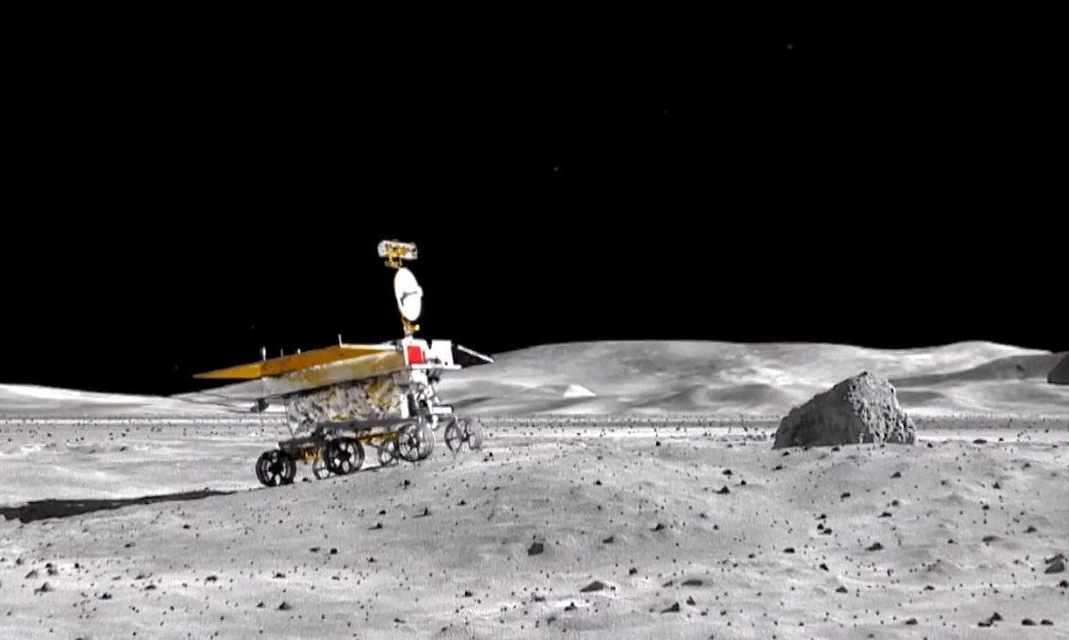 NASA already knows what the Chinese Yutu 2 rover has been doing on the dark side of the moon