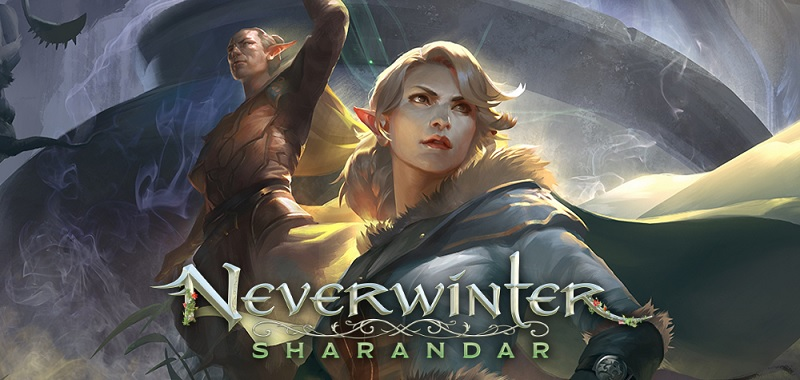 Neverwinter: Sharandar.  This is a new addition to the popular MMORPG