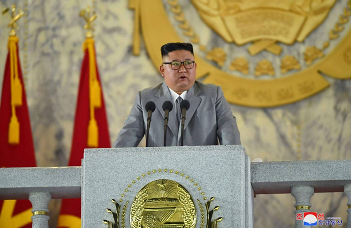 """North Korea.  Kim Jong Un referred to the """"greatest enemy.""""  Bad news for the United States"""