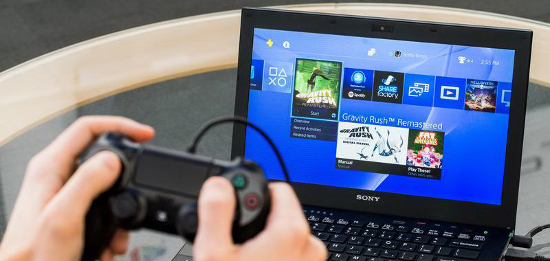 PlayStation Now with the January news announcement