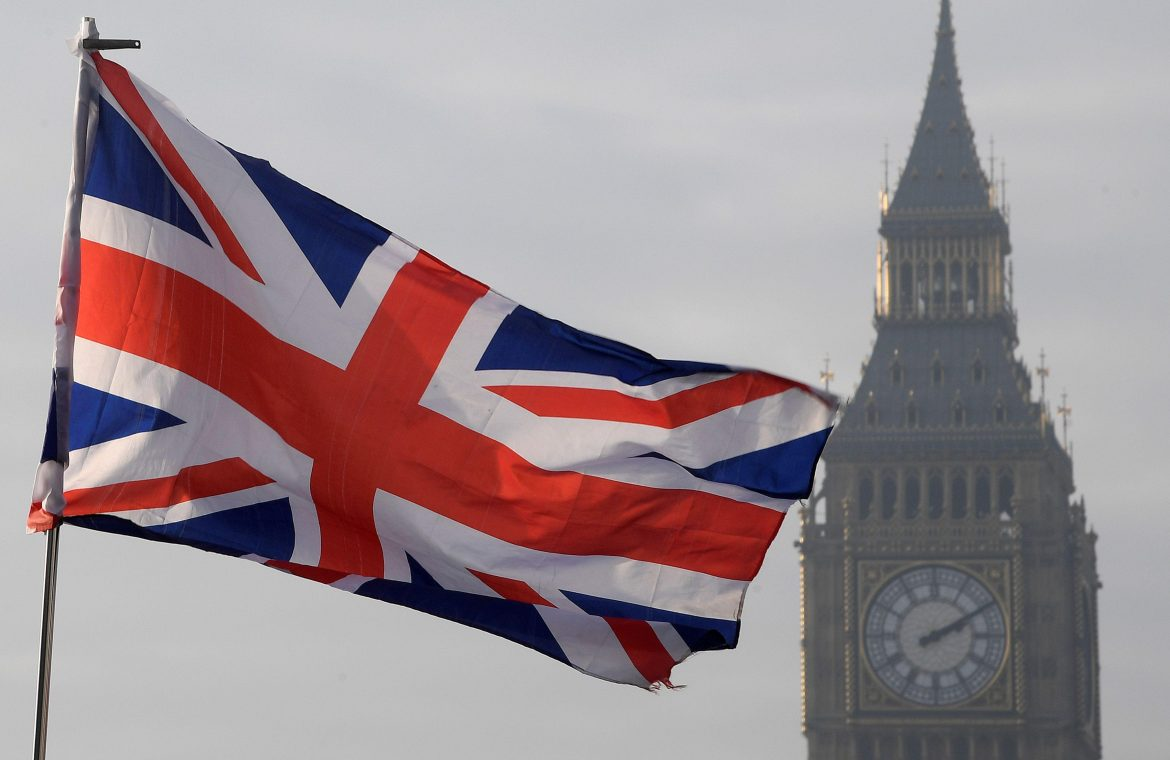 The British economy will contract by as much as 4.5%.  In Q1 - Puls Biznesu