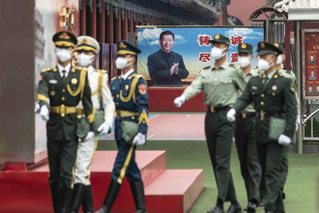 The US defeats Xiaomi.  Sanctions against the Chinese military