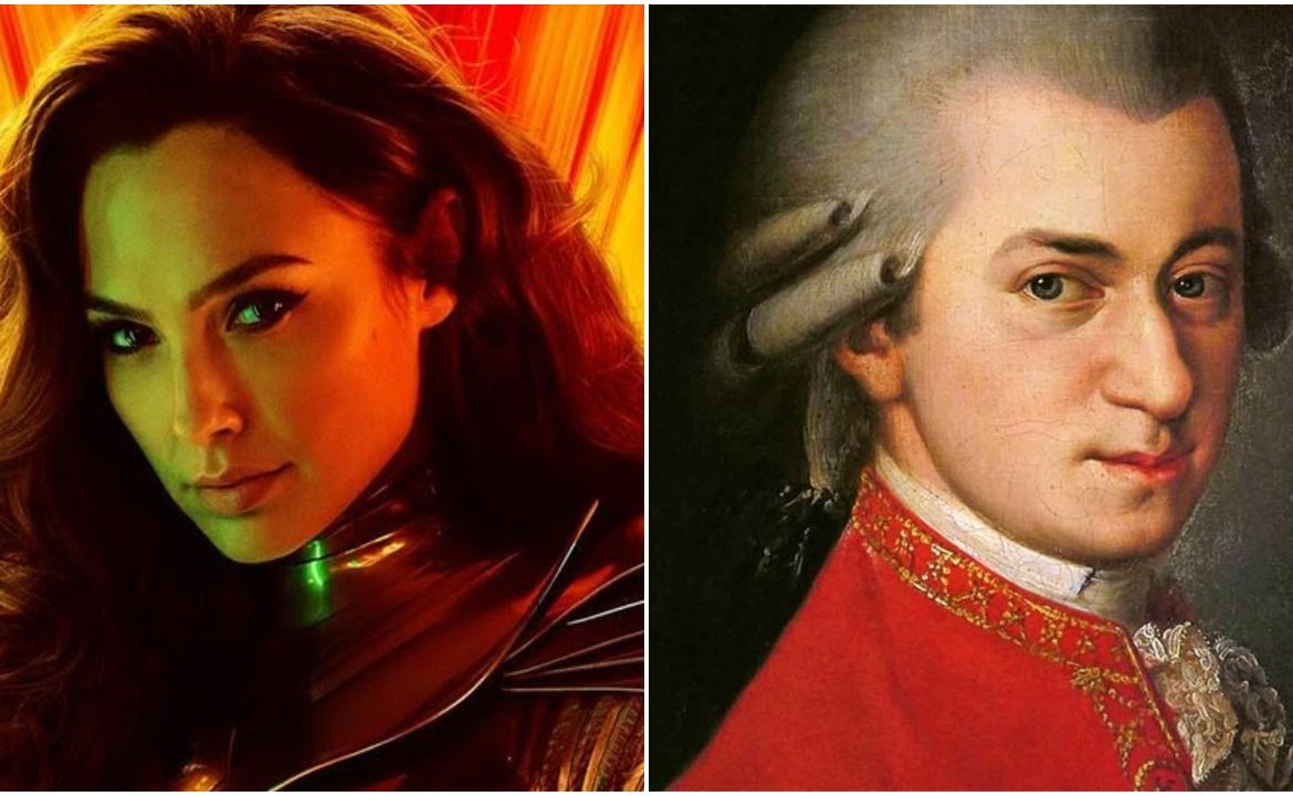 """The emotional impact of Mozart's """"Voi Che Sapete"""" in """"Wonder Woman 1984"""""""