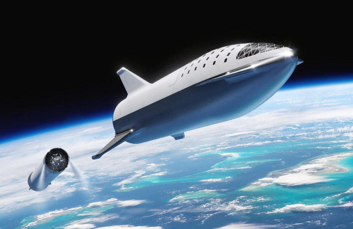 The first part of Starship will not land as Falcon 9. It will be much more interesting