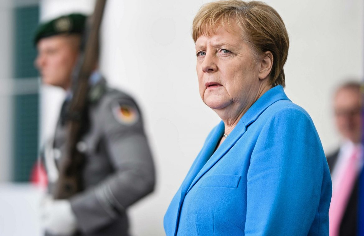 """""""The situation is out of control.""""  Leaked conversations with Merkel"""