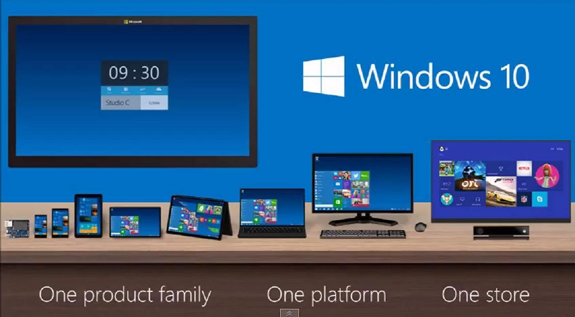 There will be more changes in Windows 10. The system will get an updated interface, and this is not the end