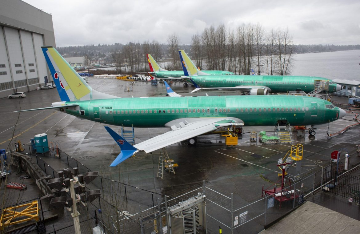 ULC: In mid-January published guidance on recovering B737 MAX - Puls Biznesu