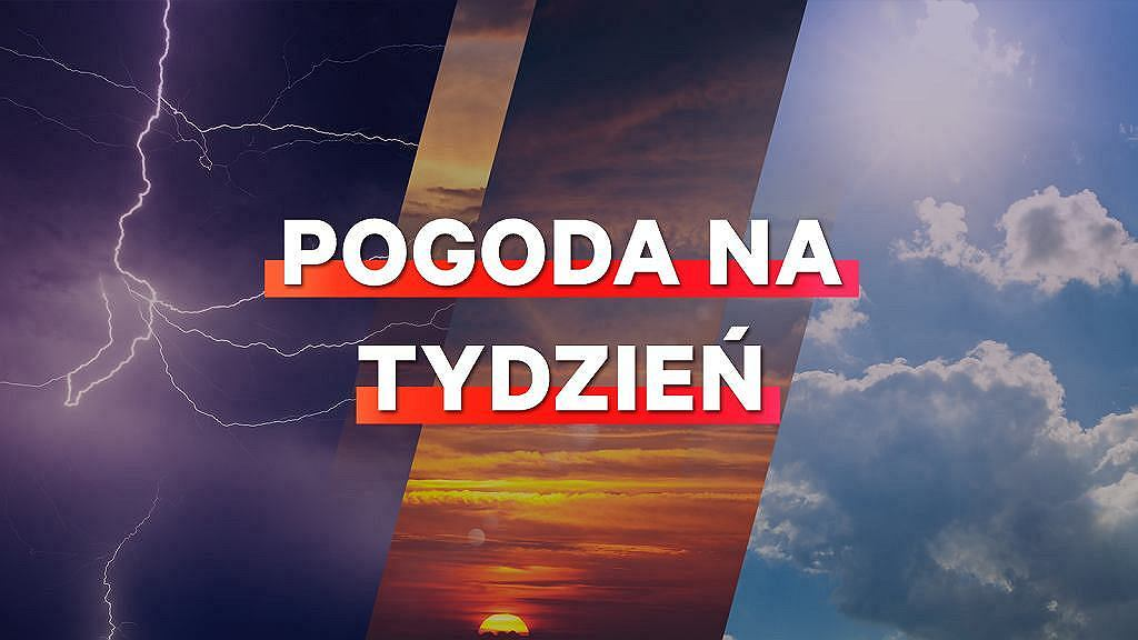 Weather forecast for this week [11-17 stycznia].  There will be a lot of snowfall