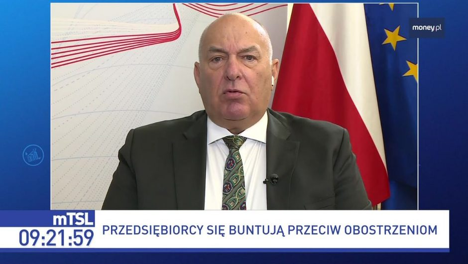When will the economy unfreeze begin?  Kościński: return to normal in 2-3 months
