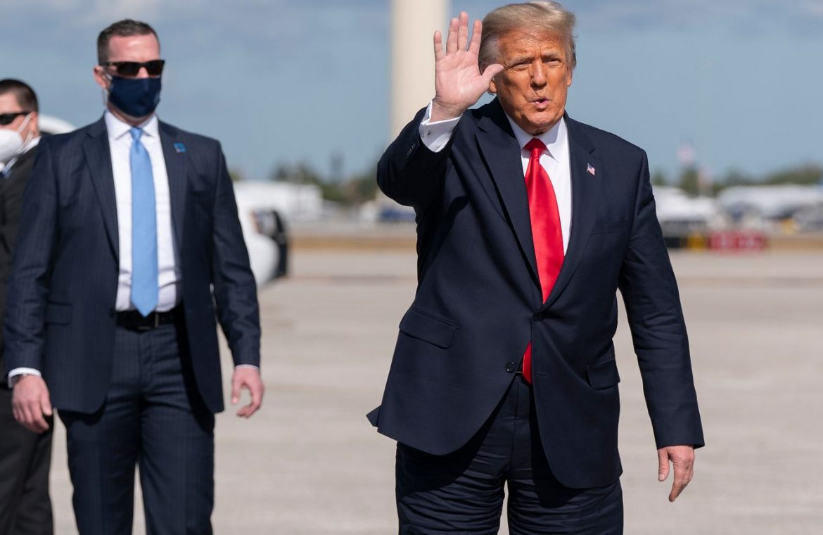 isolation.  Trump, Donald.  United States of America.  Agreement between Democrats and Republicans on the date of impeachment of Donald Trump |  News from the world