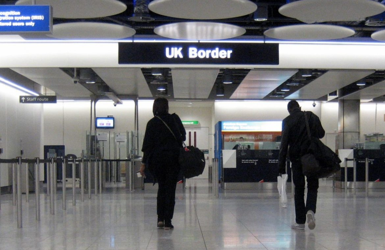 Grant Shapps: Wielka Brytania nie zamknie granicy