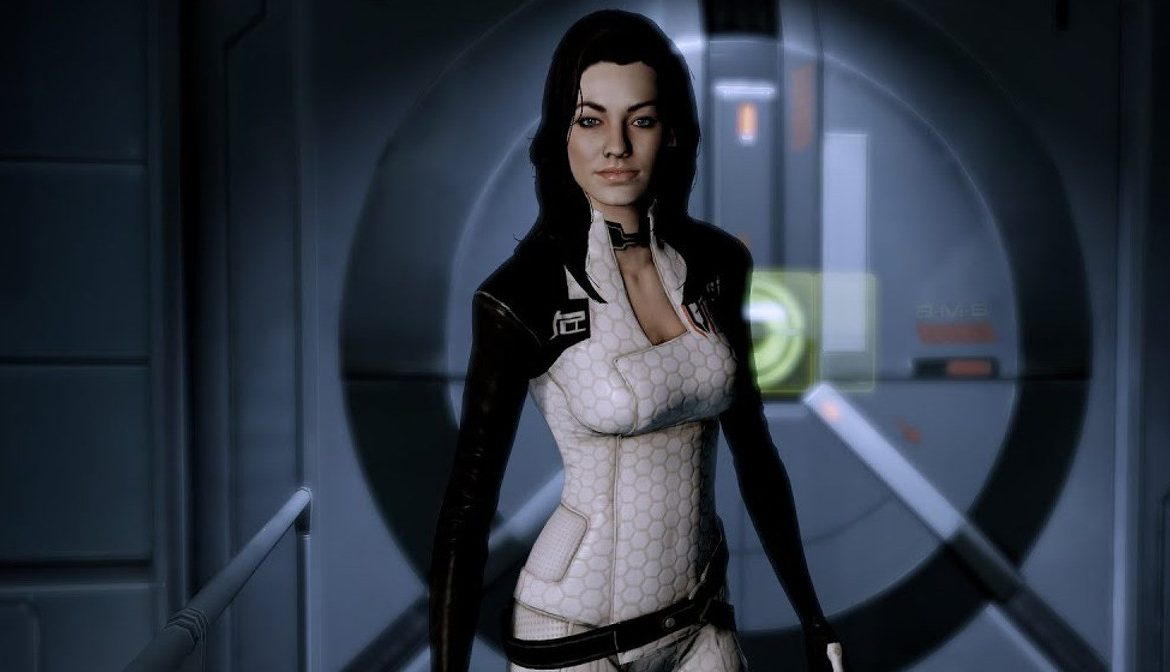 The creators changed scenes in Mass Effect