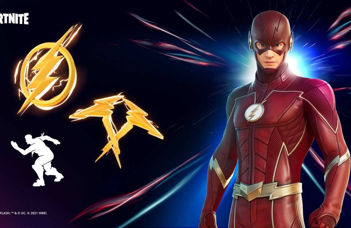 How to get Flash theme for Fortnite for free?  All you need to know about him