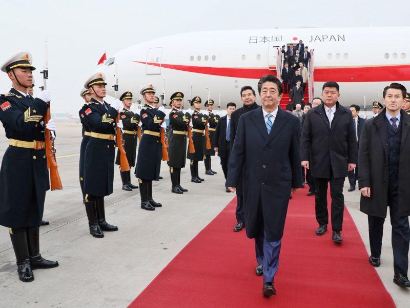 Japanese Prime Minister Shinzo Abe, Photo: Prime Minister's Office [Twitter]