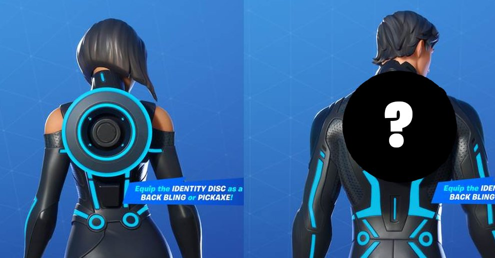 Players laugh that Fortnite is not playable because of this.  They even recovered the skin because of it