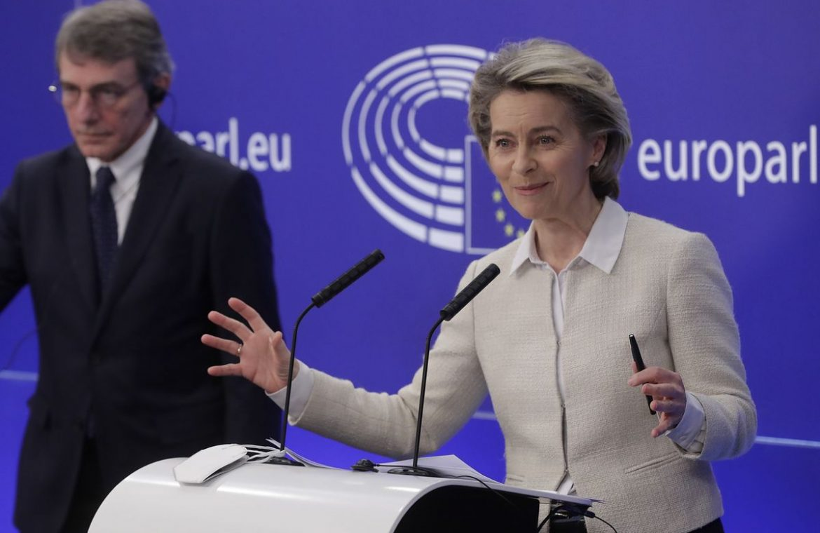 We sever the European Union from the new Bauhaus.  It is assumed that no one is advancing