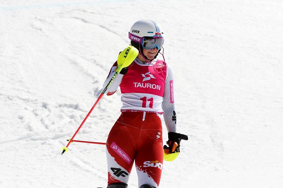 Alpejskie MŚ - Cortina 2021. Znakomity wynik Gąsienicy-Daniel w eliminacjach parallela