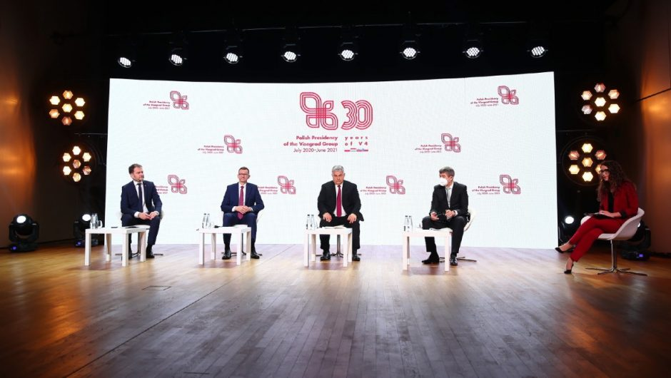 Peak V4.0 Expert: The economies of these countries have developed in an amazing way for 30 years – Jedynka