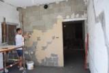 Le cinéma social sera à l'intérieur, dans un bâtiment déjà existant au camp de Baszta.