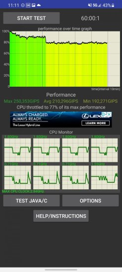 Snapdragon 888 in Samsung Galaxy S21 Ultra - Performance / Photo Losses by GSMArena