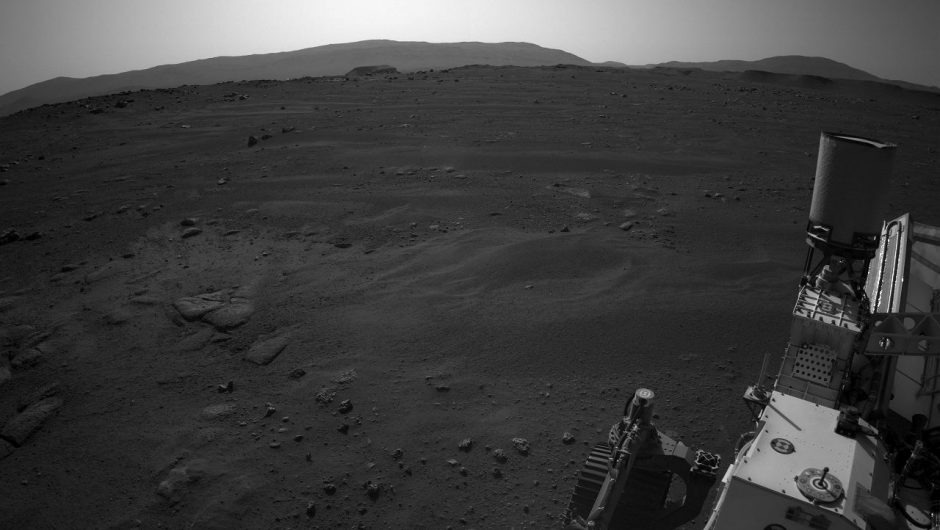 Perseverance has already sent thousands of photos from the surface of Mars.  There is the first panorama and a movie 360