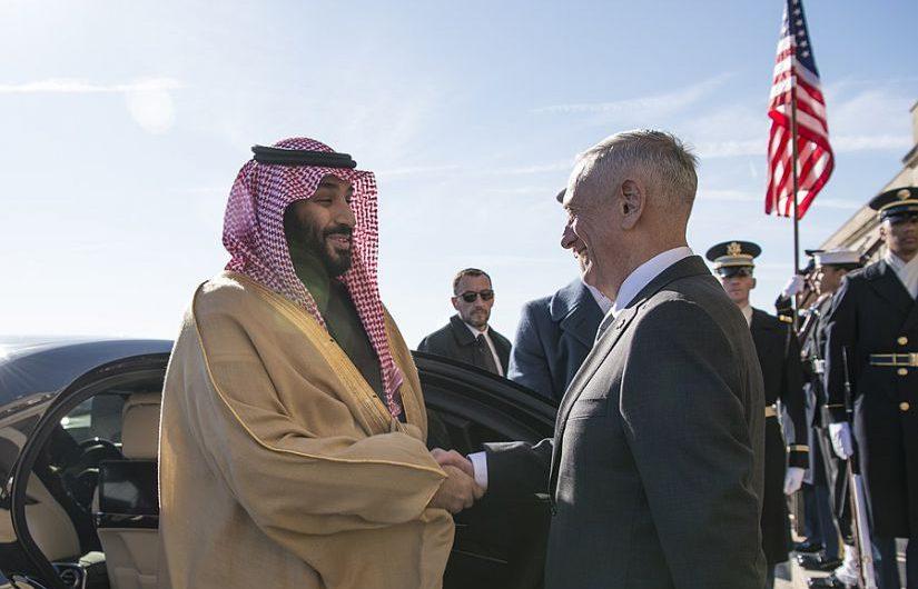 Washington imposes sanctions on a group of Saudis