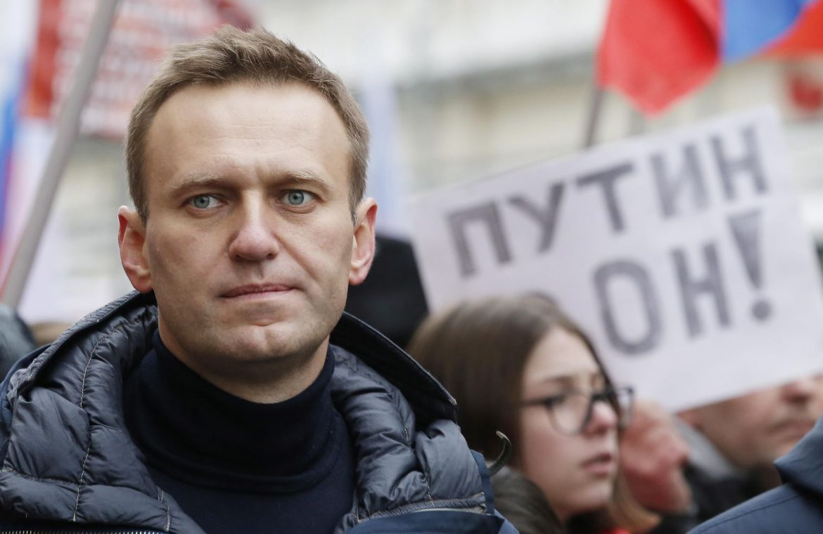 Alexei Navalny is going to a penal colony.  There is an American reaction to the Russian sentence