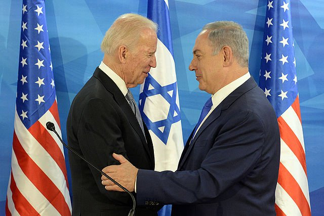 American relations with Israel after Biden's victory