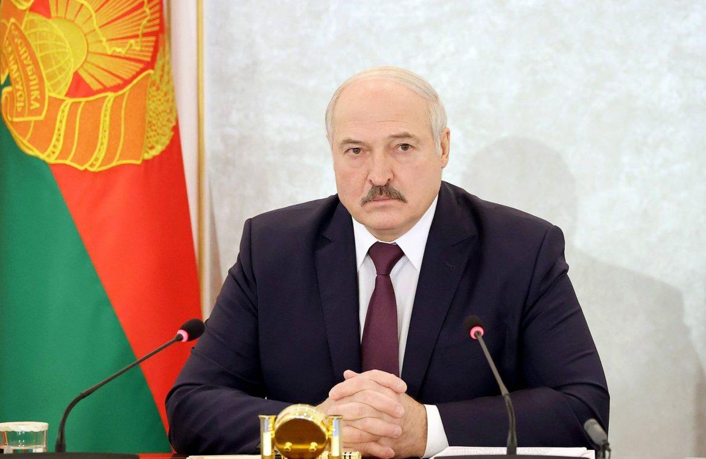 Belarus.  Alexander Lukashenka warns: We are in danger of war