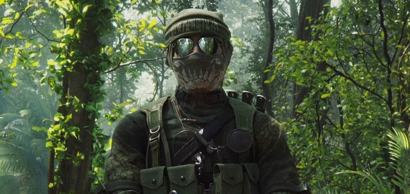 Call of Duty: Black Ops Cold War and Warzone all-new.  The creators announce the event in the woods