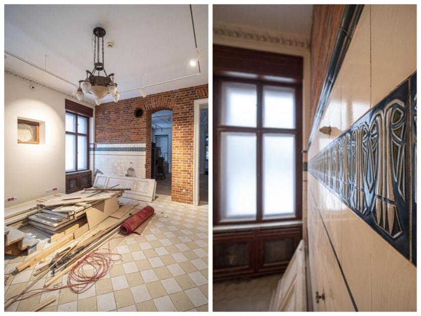 Carol Schipler's mansion in Lodz after renovation