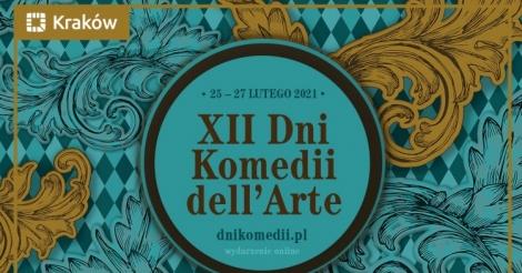 Days of Komedia dell'Arte - in virtual space