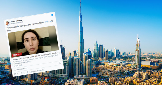 Dubai.  Princess Latifa: I fear for my safety and my life