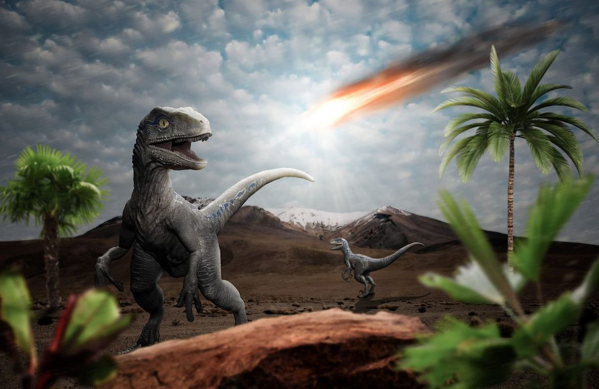 He killed dinosaurs.  A surprising discovery for scientists - O2