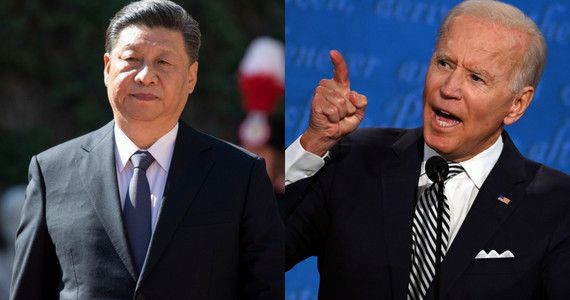 Joe Biden and Xi Jinping were talking.  Allegations of the US President against the Chinese leader