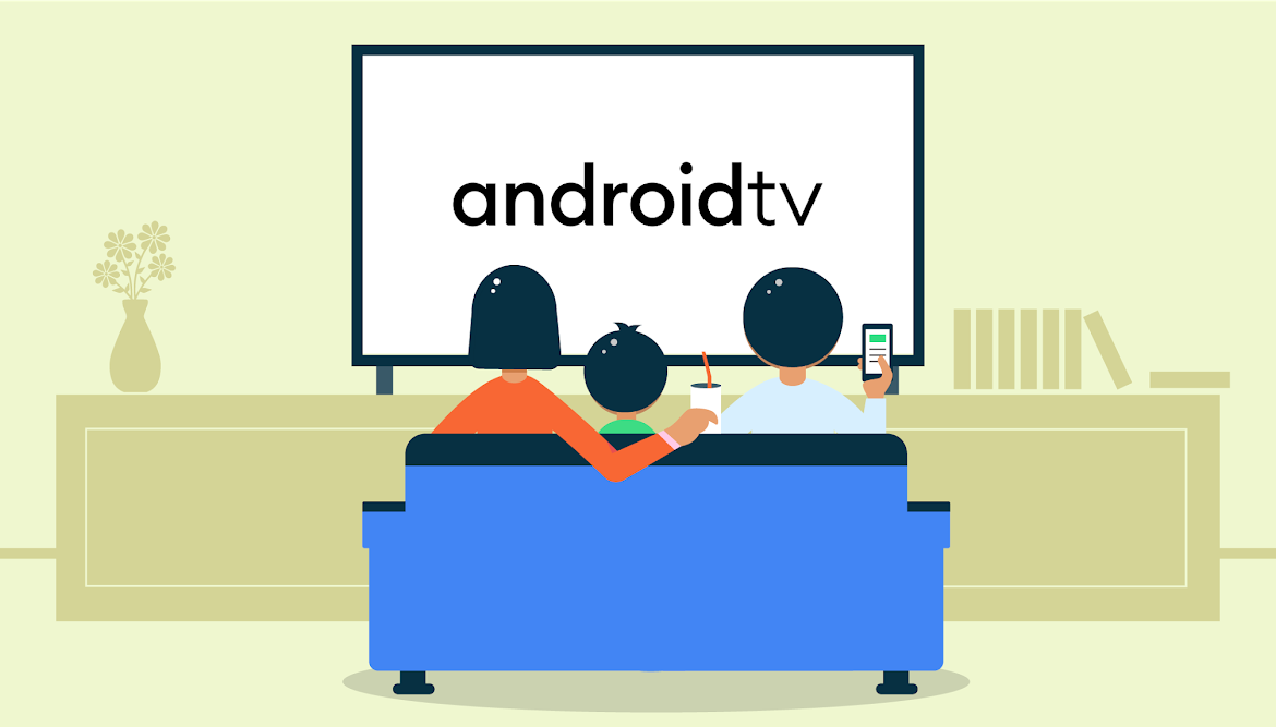 New Android TV - update brings system closer to Google TV