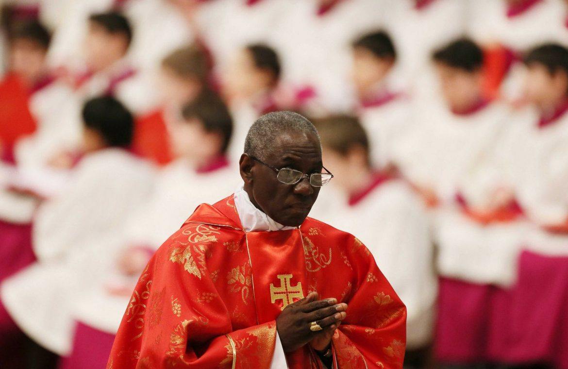 Pope Francis accepted the controversial Cardinal's resignation