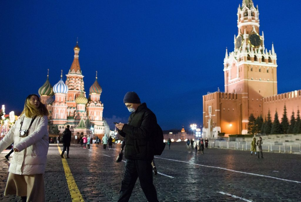 Russia wants to separate itself from the global internet