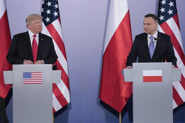 Stable countries that respect the rule of law will be important to the United States.  Poland is at a loss at present