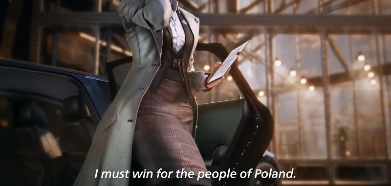 Tekken 7 announces new DLC character!  The match will include .. Polish Prime Minister!