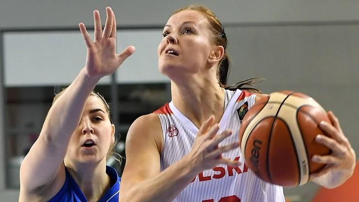 El. ME koszykarek: Sromotna porażka Polski z Białorusią. Finały nie dla nas